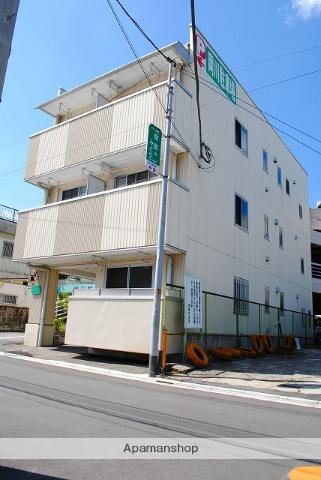 栃木県宇都宮市、宇都宮駅徒歩15分の築11年 3階建の賃貸アパート