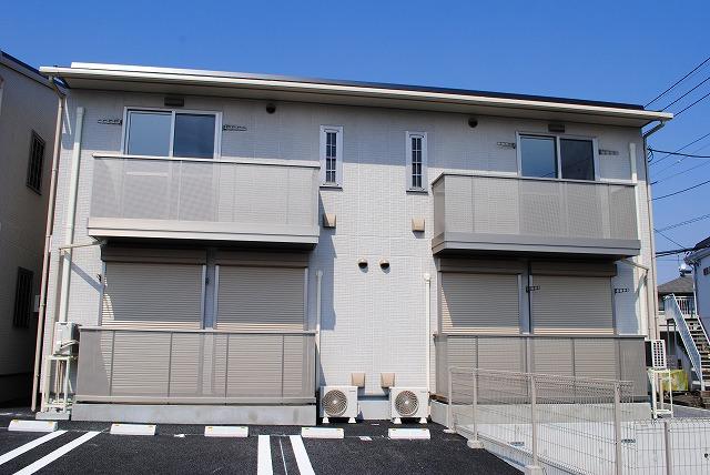 栃木県宇都宮市、鶴田駅徒歩20分の築1年 2階建の賃貸アパート