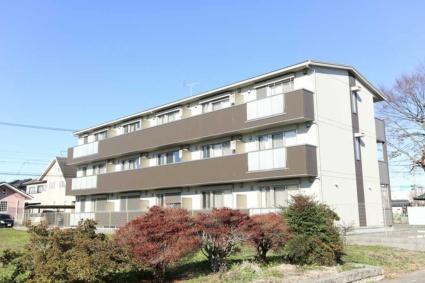 栃木県宇都宮市鶴田町[1LDK/33.39m2]の外観2