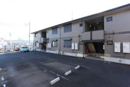 栃木県宇都宮市駒生町[1LDK/45.42m2]の駐車場