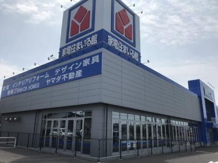 栃木県宇都宮市駒生町[1LDK/45.42m2]の周辺1