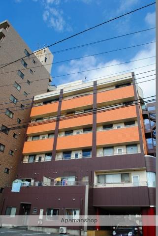 栃木県宇都宮市、宇都宮駅徒歩25分の築27年 6階建の賃貸マンション