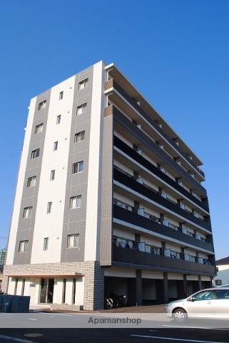 栃木県宇都宮市、宇都宮駅関東バスバス35分三の沢下車後徒歩4分の築3年 7階建の賃貸マンション