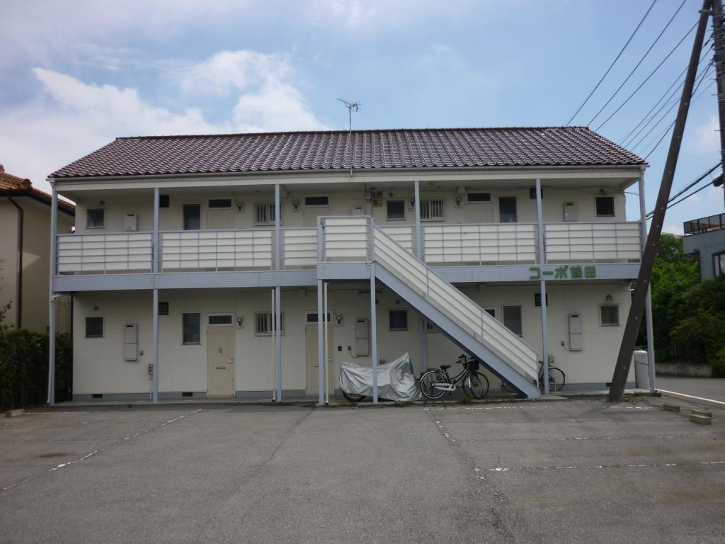 栃木県宇都宮市、鶴田駅徒歩18分の築23年 2階建の賃貸アパート