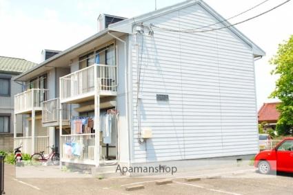 栃木県宇都宮市、鶴田駅徒歩9分の築28年 2階建の賃貸アパート
