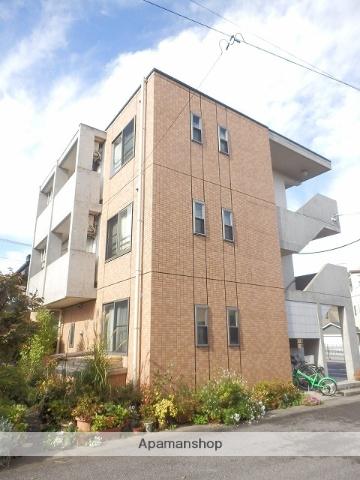 栃木県宇都宮市、宇都宮駅徒歩15分の築10年 3階建の賃貸マンション