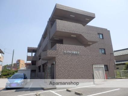 栃木県宇都宮市、宇都宮駅徒歩21分の築16年 3階建の賃貸マンション