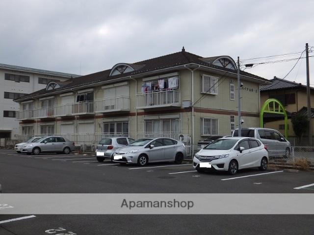 栃木県宇都宮市の築24年 2階建の賃貸アパート