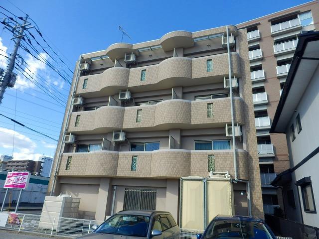 栃木県宇都宮市、宇都宮駅徒歩14分の築13年 4階建の賃貸マンション