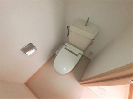 エルディム花月[1LDK/39.73m2]のトイレ
