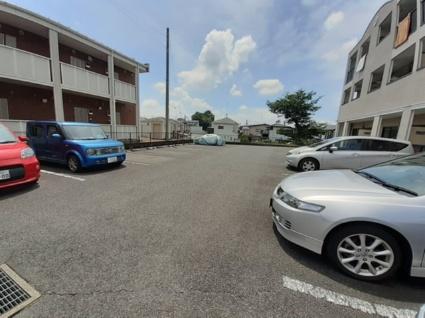 ノワール・リビエール[2LDK/55.71m2]の駐車場
