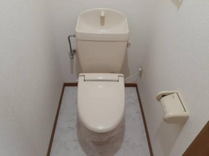 ノワール・リビエール[2LDK/55.71m2]のトイレ