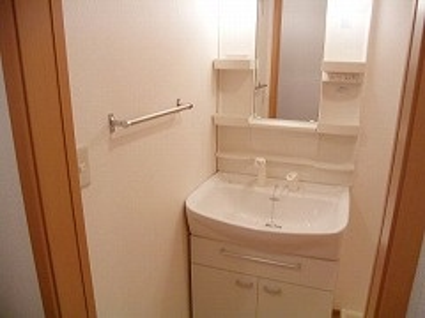 ブルーベリーヒル[1K/32.9m2]の洗面所