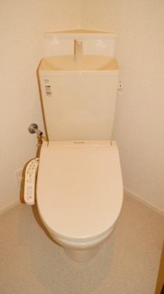シャンス・ガーデン[1K/28.3m2]のトイレ