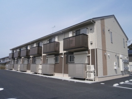 栃木県宇都宮市ゆいの杜7丁目[1LDK/34.9m2]の外観3