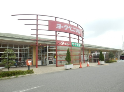 栃木県宇都宮市泉が丘2丁目[1LDK/46.3m2]の周辺5