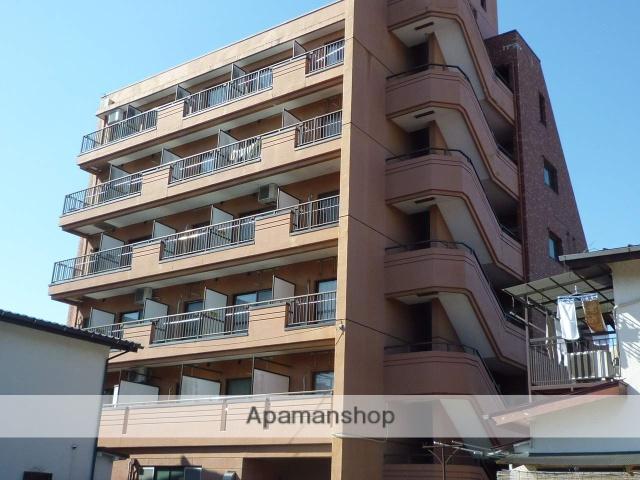 栃木県宇都宮市の築31年 6階建の賃貸マンション