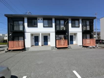 栃木県宇都宮市ゆいの杜4丁目[3LDK/84.43m2]の外観
