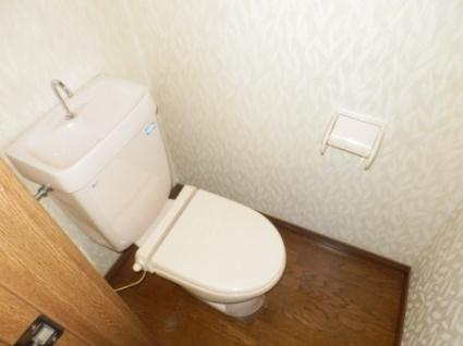 カーサ・フィオーレ[1K/35.98m2]のトイレ