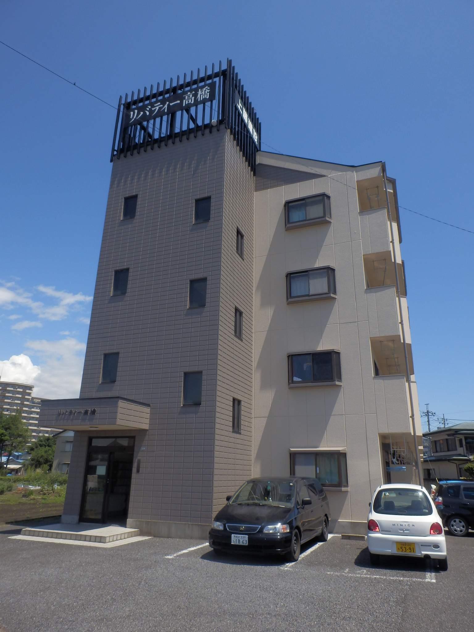 栃木県宇都宮市、宇都宮駅徒歩20分の築23年 4階建の賃貸マンション