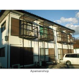 栃木県宇都宮市、宇都宮駅徒歩25分の築30年 2階建の賃貸アパート