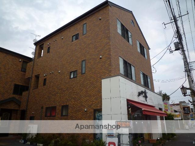 栃木県宇都宮市、宇都宮駅バス20分工学部前下車後徒歩5分の築13年 3階建の賃貸アパート