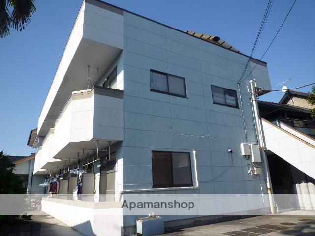 栃木県宇都宮市、雀宮駅東のバスバス60分東峰町下車後徒歩2分の築24年 3階建の賃貸マンション