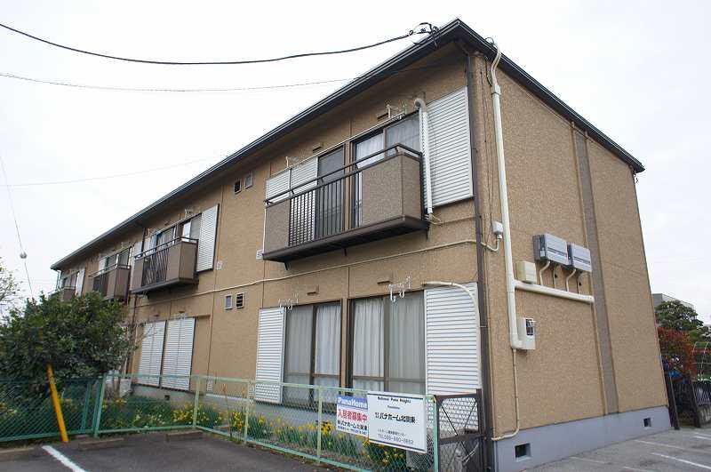 栃木県宇都宮市、江曽島駅徒歩17分の築31年 2階建の賃貸アパート