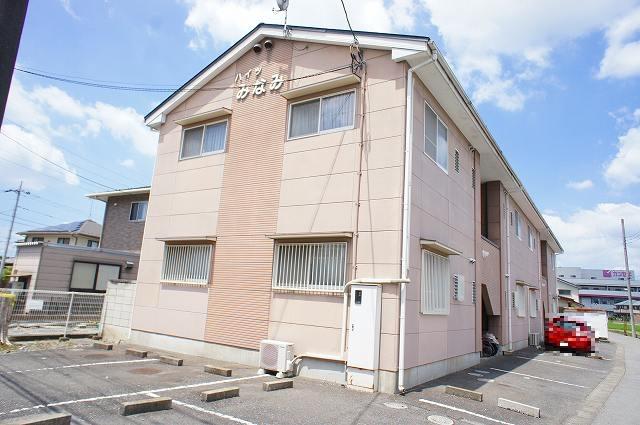 栃木県宇都宮市、西川田駅徒歩10分の築21年 2階建の賃貸アパート