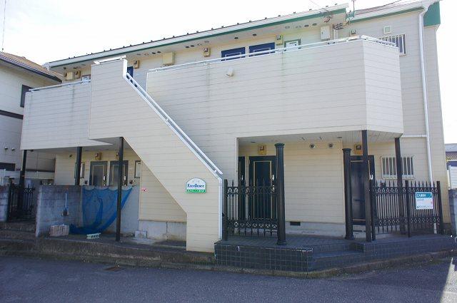 栃木県宇都宮市、西川田駅徒歩15分の築26年 2階建の賃貸アパート