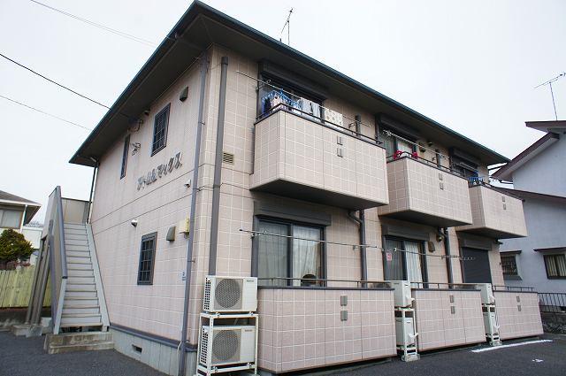 栃木県宇都宮市、西川田駅徒歩20分の築13年 2階建の賃貸アパート