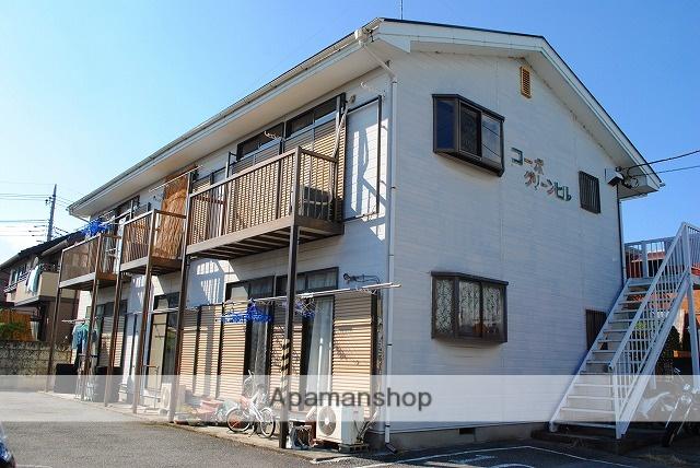 栃木県宇都宮市、西川田駅徒歩25分の築28年 2階建の賃貸アパート