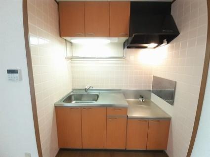 フォンテーヌⅡ[2LDK/54.89m2]のキッチン