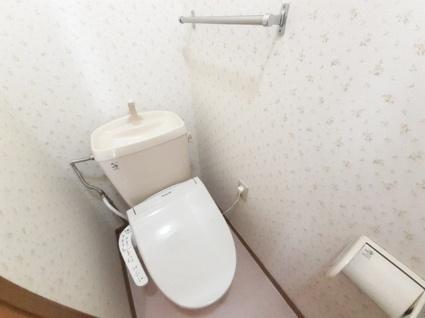 フォンテーヌⅡ[2LDK/54.89m2]のトイレ