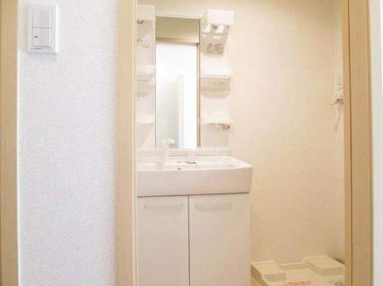 サンフラワー・ヒル[1K/32.9m2]の洗面所