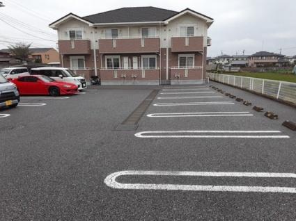 カーサ・ソレアード[1K/32.9m2]の駐車場