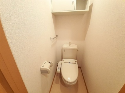 カーサ・ソレアード[1K/32.9m2]の洗面所