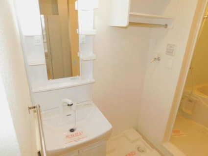 サンワハイツG[1K/30m2]の洗面所
