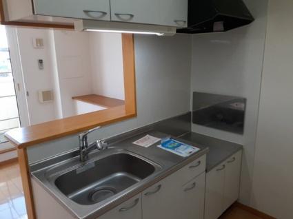 エテルノ フィオーレ 2番館[1LDK/46.09m2]のキッチン