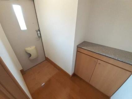 カーサ・フィオーレ[1K/35.98m2]の洗面所