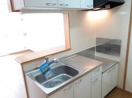 ブルーベリーヒル[1K/32.9m2]のキッチン