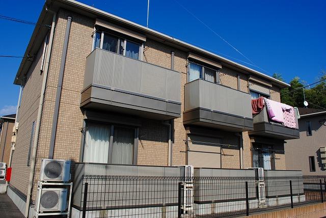 栃木県宇都宮市、雀宮駅徒歩8分の築8年 2階建の賃貸アパート