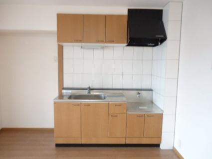 クローバーハウスB[1LDK/44m2]のキッチン