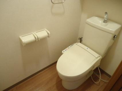 クローバーハウスB[1LDK/44m2]のトイレ