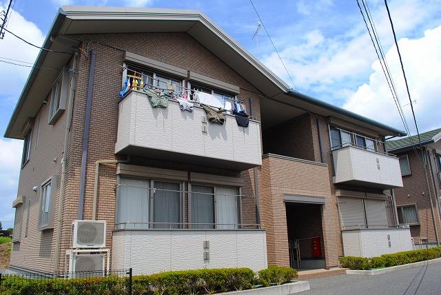 栃木県宇都宮市、西川田駅徒歩7分の築11年 2階建の賃貸アパート