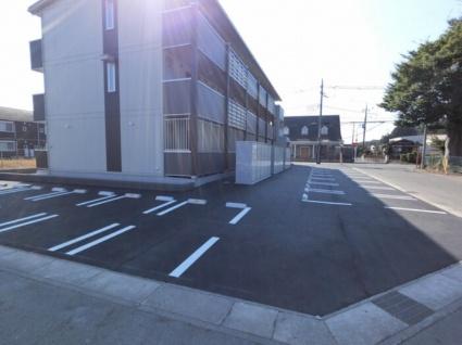 栃木県宇都宮市鶴田町[1LDK/33.39m2]の駐車場1