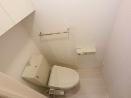 栃木県宇都宮市鶴田町[1LDK/33.39m2]のトイレ