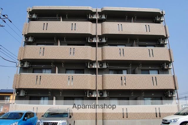 栃木県宇都宮市、雀宮駅徒歩4分の築11年 4階建の賃貸マンション