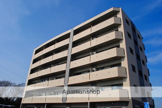 栃木県宇都宮市、宇都宮駅関東バスバス35分川田入口下車後徒歩5分の築3年 6階建の賃貸マンション