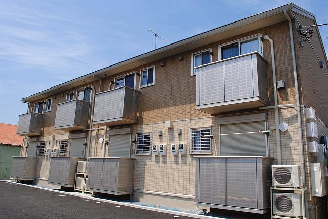 栃木県宇都宮市、雀宮駅徒歩19分の築4年 2階建の賃貸アパート